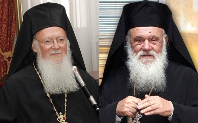 You are currently viewing Πατριάρχης , Πρωθυπουργός και Υπ. Παιδείας τηλεφώνησαν στον Αρχιεπίσκοπο Ιερώνυμο και του ευχήθηκαν περαστικά
