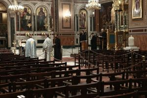 ΚΥΑ: Κλειστές μέχρι και 28 Απριλίου οι εκκλησίες
