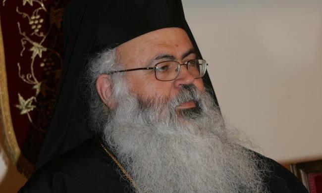 """Μητροπολίτης Πάφου Γεώργιος : """"Όταν αρθούν τα μέτρα θα γίνονται και πιο λιτοί γάμοι"""""""