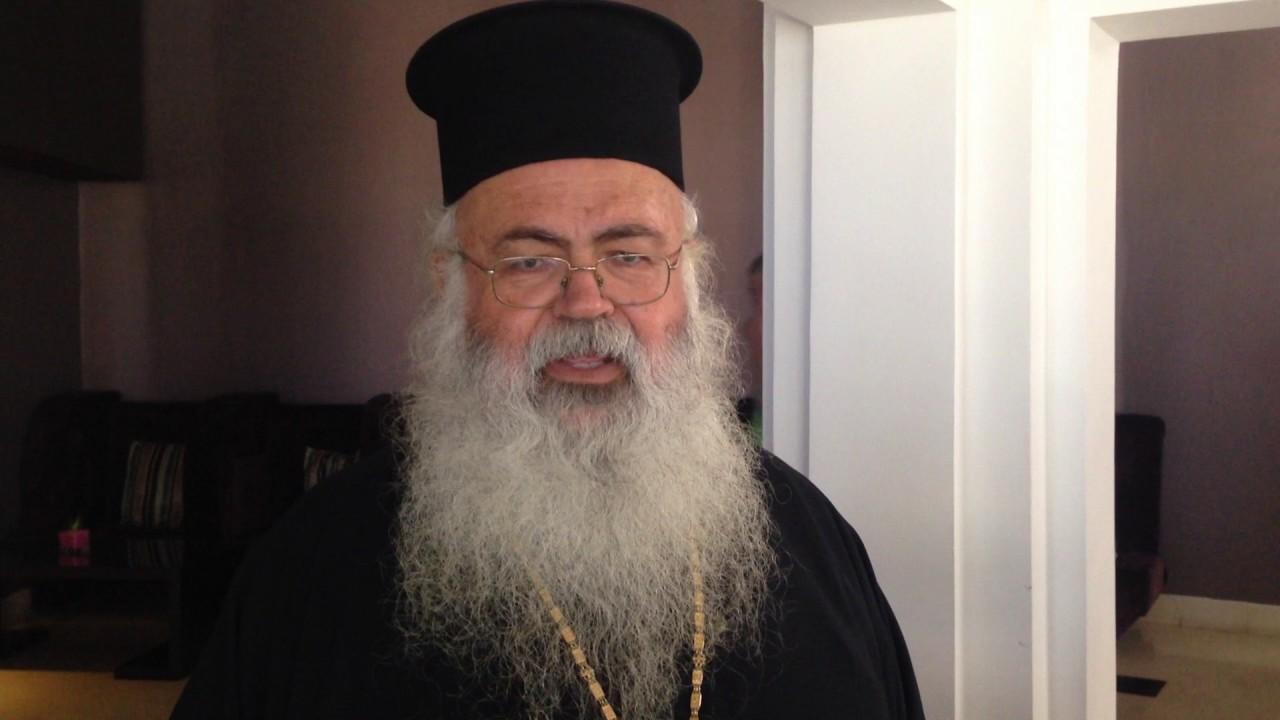 Μητροπολίτης Πάφου: «Δεν θα διώξω όσους θέλουν να κοινωνήσουν»