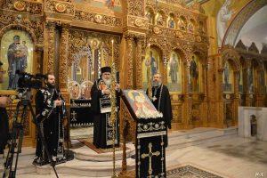 Παράκληση στον Άγιο Λουκά τον Ιατρό από τον Νεαπόλεως Βαρνάβα