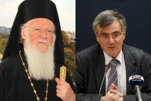Επικοινωνία Οικουμενικού Πατριάρχου με τον Καθηγητή Λοιμωξιολογίας Σωτήριο Τσιόδρα
