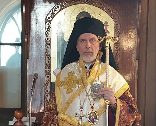 Στήριξη των ενοριών ζητεί ο Μητροπολίτης Σουηδίας Κλεόπας