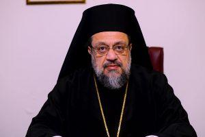 Μεσσηνίας Χρυσόστομος : Μη λιθοβολείτε την Εκκλησία!!!