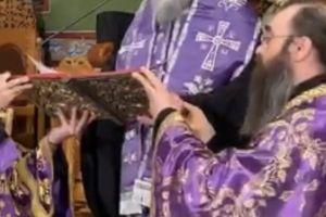 Η Ακολουθία του Νυμφίου εις τον Άγιο Νικόλαο, Καθεδρικό ναό της Μητροπόλεως Αττικής και Βοιωτίας των ΓΟΧ