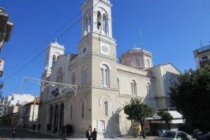 Η Ιερά Μητρόπολη Φθιώτιδος σχετικά με την φωτιά στον Ι.Μητροπολιτικό Ναό