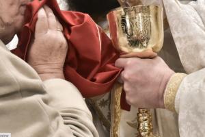Εκπρόσωπος Ιεράς Συνόδου: Αδιαπραγμάτευτο το θέμα με τη Θεία Κοινωνία