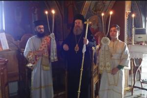 Εκλογή και Ενθρόνιση Ηγουμένης της Ιεράς Μονής Αγίου Κοσμά Αρναίας