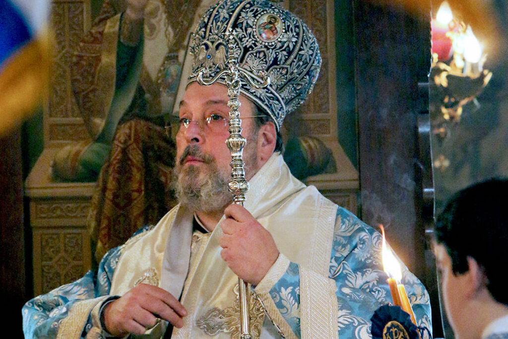 Δήλωση στήριξης του Μητροπολίτη Νέας Ιερσέης στον Οικ. Πατριάρχη