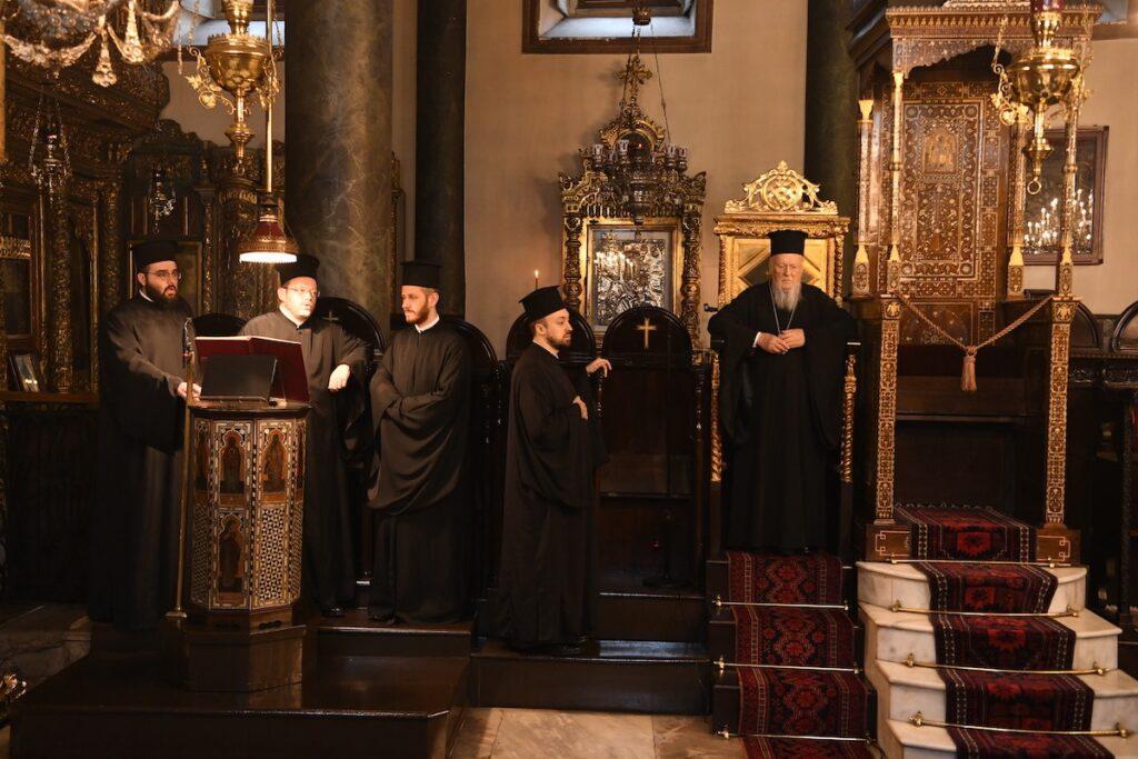You are currently viewing Η Απόδοση της εορτής του Πάσχα στο Οικουμενικό Πατριαρχείο