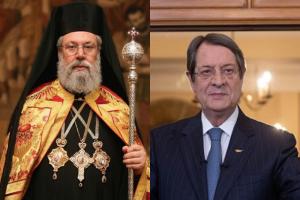 Ανοίγουν οι ιεροί ναοί και στην Κύπρο – Πρόεδρος και Αρχιεπίσκοπος σε απόλυτη συμφωνία σε όλα