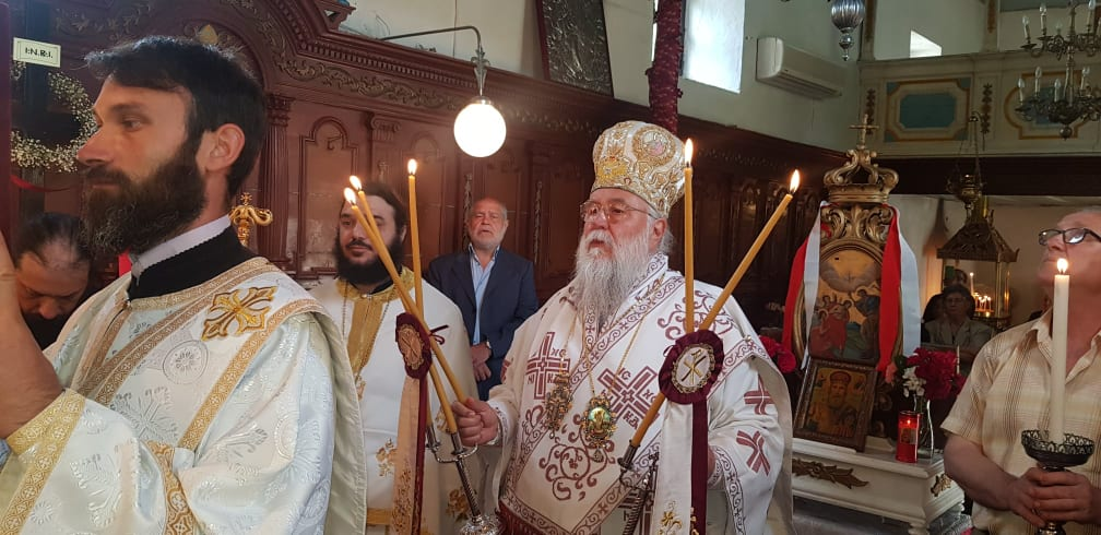 Κερκύρας Νεκτάριος: Η πίστη μας αντίδοτο  στον εθνομηδενισμό!