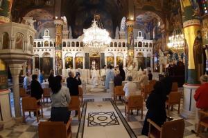Κυριακή του Τυφλού  στο Ι. Προσκύνημα Οσίου Ιωάννου του Ρώσσου