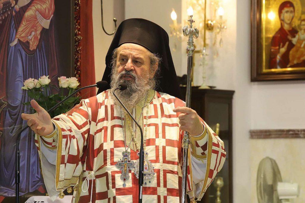 """Δράμας Παύλος:  """"Μην ανησυχείτε, γι' αυτό να μην γνωρίζουν τα παιδιά σας (για τη γενοκτονία των Ποντίων), διαχρονικά φρόντισε το ελληνικό Κράτος""""."""