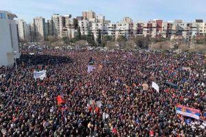 Στόχος η εξόντωση της Ορθοδοξίας στο Μαυροβούνιο – Δεν ανταποκρίνεται στο κάλεσμα για διάλογο η κυβέρνηση – Εντείνονται οι φωνές στήριξης του θρησκευομένου λαού