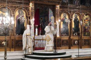 Φθιώτιδος Συμεών: «Ανήκουμε στην Εκκλησία δεν ανήκουμε στον εαυτό μας».