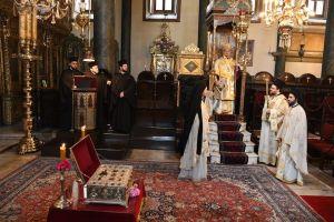 Κυριακή της Σαμαρείτιδος στο Οικουμενικό Πατριαρχείο