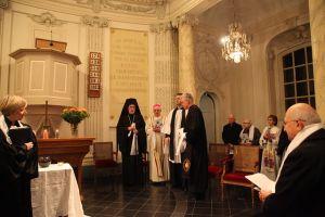 Και ο Βελγίου Αθηναγόρας «δεν θα κοινωνεί» τους πιστούς στο Λουξεμβούργο
