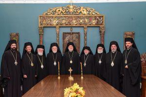 Συνήλθε μέσω τηλεδιασκέψεως η Ιερά Επαρχιακή Σύνοδος της Αρχιεπισκοπής Αμερικής