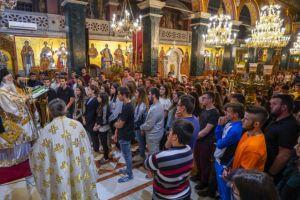 Η Εγκύκλιος της Συνόδου  προς τον Ελληνικό Λαό ενόψει της επαναλειτουργίας των ναών μας