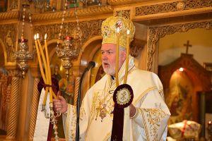 Μητροπολίτης Βελγίου Αθηναγόρας: «Η κατάσταση που ζούμε είναι μια λύση ανάγκης και δεν συνάδει με το πνεύμα της Ορθόδοξης παράδοσης που είναι η κοινωνία των προσώπων, η ευχαριστιακή κοινωνία του όλου σώματος της Εκκλησίας».