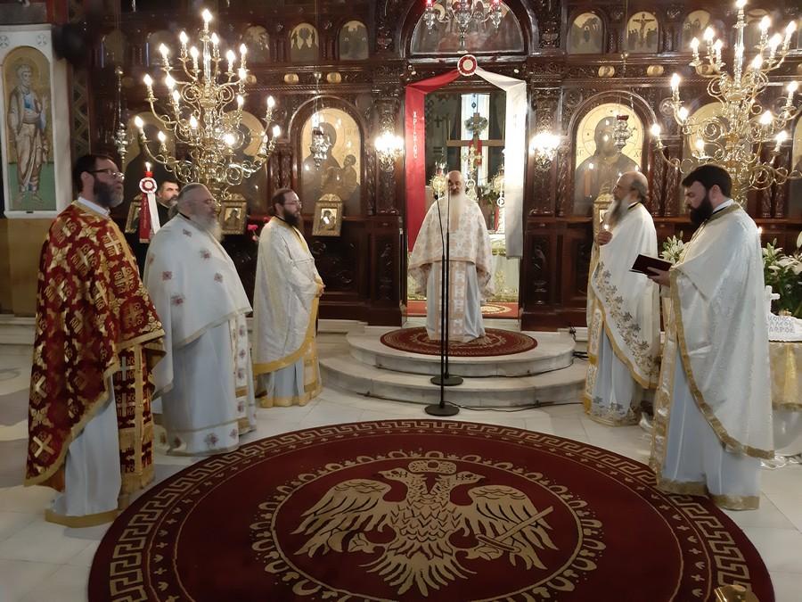 Μνημόσυνο υπέρ αναπαύσεως της ψυχής του μεγάλου οραματιστού Επισκόπου Τράλλεων Ισιδώρου