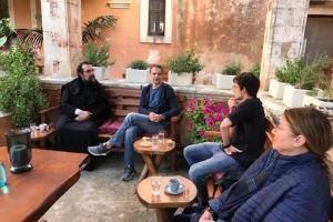 Την αγία Τριάδα Τζαγκαρόλων στην Κρήτη επισκέφθηκε ο Πρωθυπουργός
