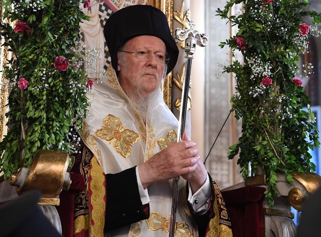 Αμέριστη συμπαράσταση στον Οικ. Πατριάρχη Βαρθολομαίο από την Εκκλησία της Ελλάδος