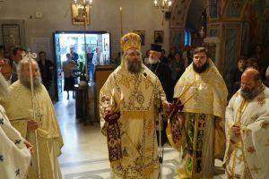 Τα Τρίκαλα τίμησαν τον Πολιούχο τους Άγιο Βησσαρίωνα
