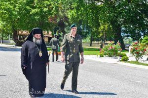 Μνημόσυνο των Ηρωικώς Πεσόντων για την Ελευθερία της Πατρίδος στην 1η Ταξιαρχία στη  Ρεντίνα