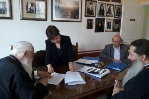 Συνεργασία της Μητρόπολης Θηβών και Λεβαδείας με το Βαφειαδάκειο Ίδρυμα για την κατασκευή βρεφονηπιακού σταθμού
