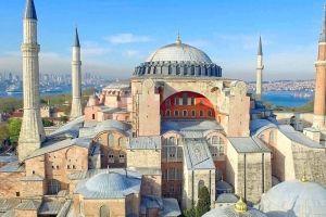 UNESCO: Δεν μπορεί να αλλάξει το στάτους της Αγίας Σοφίας
