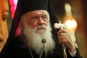 """Αρχιεπίσκοπος Ιερώνυμος προς μαθητές: """"Στη ζωή διαρκώς δίνουμε εξετάσεις"""""""