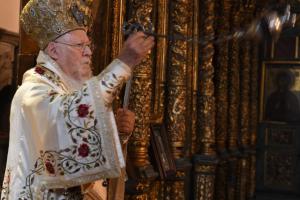 Οικουμενικός Πατριάρχης Βαρθολομαίος : Έχουμε τόν Θεό μαζί μας που είναι πολύ πιο ισχυρός από τον κορονοϊό