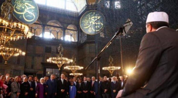 You are currently viewing Παρέμβαση της Μόσχας για την Αγιά Σοφιά , το ρωσικό Πατριαρχείο κι η αποτυχημένη ελληνική διπλωματία- ΤΟΥ ΘΑΝΑΣΗ ΑΥΓΕΡΙΝΟΥ