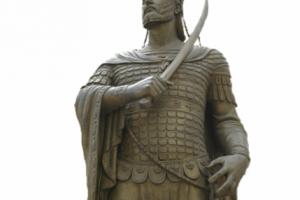 Η Ι. Μητρόπολη Πειραιώς τιμά την εθνική παλιγγενεσία με αποκαλυπτήρια του Ανδριάντα του Αυτοκράτορα Κωνσταντίνου Παλαιολόγου