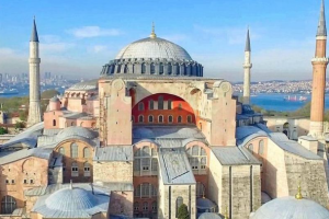 Το ΣτΕ της Τουρκίας θα αποφασίσει 2 Ιουλίου για την μετατροπή της Αγιάς Σοφιάς σε Τζαμί!