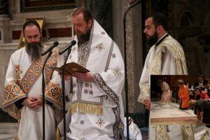 Μητρόπολη Αθηνών : Η εορτή της Πεντηκοστής