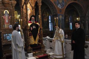 Η Εορτή της Πεντηκοστής και του Αγίου Πνεύματος στη Μητρόπολη Δράμας