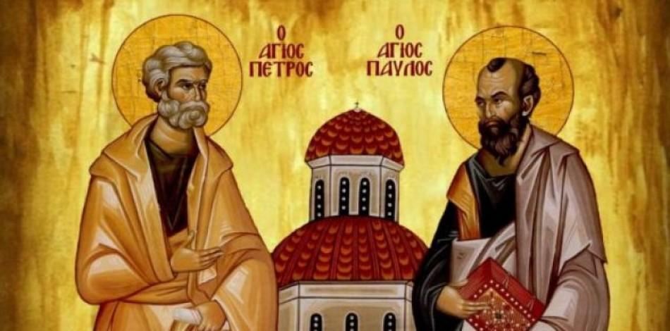 Οι πρωτοκορυφαίοι Απόστολοι – Υπό Σεβ. Μητροπολίτη Καισαριανής κ.Δανιήλ