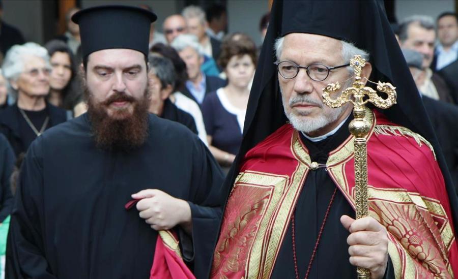 """Αρχιεπίσκοπος Καναδά Σωτήριος: """"Η κατάσταση του κορονοϊού με πονεί πάρα πολύ και υποφέρω"""""""
