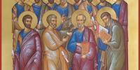 Των Αγίων Αποστόλων σήμερα- Ας μιμηθούμε τη ζωή και το έργο τους