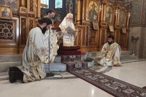 Δημητριάδος Ιγνάτιος: «Το Άγιο Πνεύμα μας καλεί σε ενότητα» – ✔️Την εορτή του Αγίου Πνεύματος τίμησε ο δημοσιογραφικός κόσμος της Θεσσαλίας