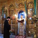 Η εορτή του Αγίου  Κωνσταντίνου του εξ Αγαρηνών στον Ιερό ναό Παμμεγίστων Ταξιαρχών στο Υψηλομέτωπο Λέσβου.