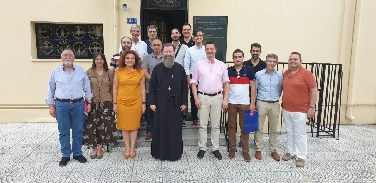 Πτυχιακές και Διπλωματικές Εξετάσεις στην Σχολή Βυζ. Μουσικής της Ιεράς Μητροπόλεως Δημητριάδος