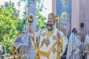 Ο εορτασμός των Πρωτοκορυφαίων Αποστόλων Πέτρου και Παύλου στην Ι. Μητρόπολη Λαγκαδά