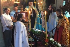 Κερκύρας Νεκτάριος: Η Εκκλησία είναι εργαστήριο Αγιότητας!