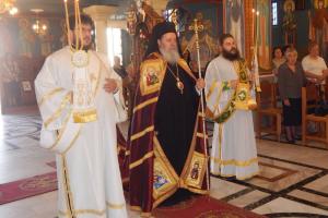 Η εορτή των Αγίων Πάντων στην Ιερά Μητρόπολη Πατρών.