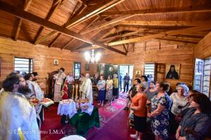 Μέγας Εσπερινός για τον Όσιο Δαβίδ τον  εν Θεσσαλονίκη στην Ι. Μητρόπολη Λαγκαδά
