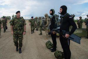 Στη Θράκη ο Αρχηγός ΓΕΣ Χαράλαμπος Λαλούσης: Ηχηρό μήνυμα ετοιμότητας από το Δ΄ Σώμα Στρατού